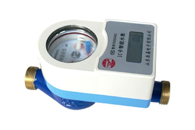 YJLX型IC卡冷水水表(射频卡)
