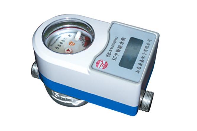 YJLX型IC卡纯净水水表(射频卡)
