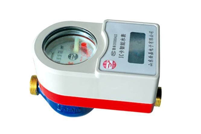 YJLXR型IC卡热水水表(射频卡)
