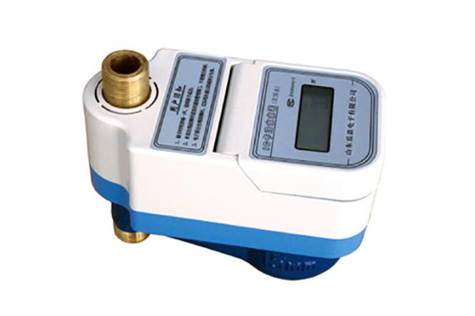 YJSL型IC卡立式冷水水表(射频卡)